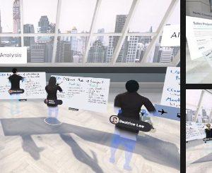 Virtual Reality Meetings